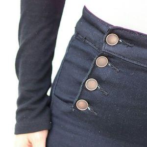 M.Michel Jeans - M.Michel Black Skinny Jeans